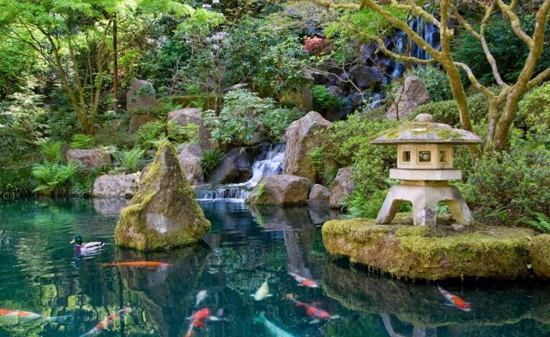 Pureland Japanese Garden and Me3
