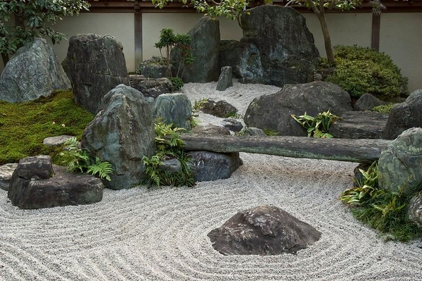 Japanese Rock Gardens Their Beauty And Order