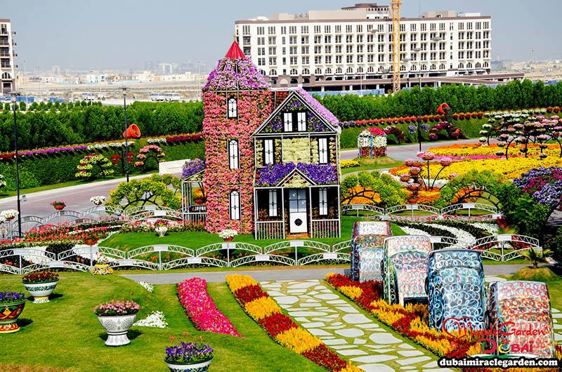 dubai miracle garden3