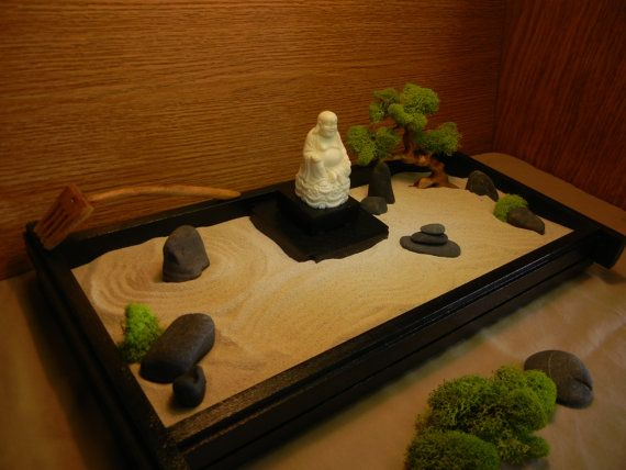 Not Only Are Miniature Zen Gardens Nice To Look At They Very Inexpensive Make Dont Require Much Maintenance Either Since You Have