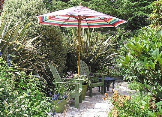 Flowerpot Umbrella Stand 1