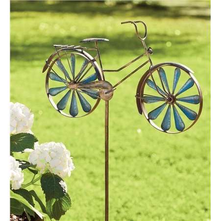 Wind Spinners Add Motion To Your Garden Site For