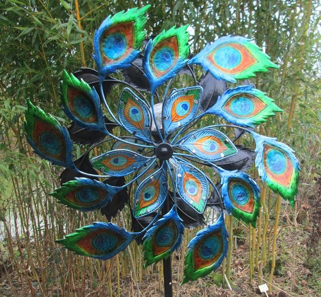 Garden Wind Spinners 8