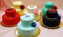 Adorable Mini Cakes Ideas
