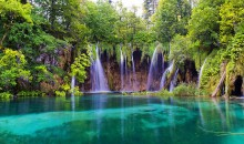 Plitvice Lakes National Park, Croatia: Nature's Masterpiece