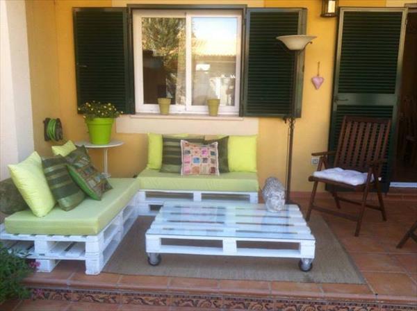 Diy Cheap Garden Furniture