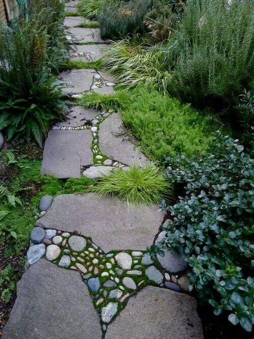 Garden Paths Come In Many Styles And It Is Up To You To Determine Not Only  Which Style Fits Your Garden Best, But Which You Can Commit Yourself To  Creating ...