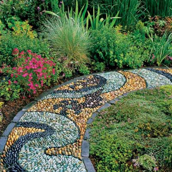 Walkways And Paths: Decorative Garden Paths And Walkways