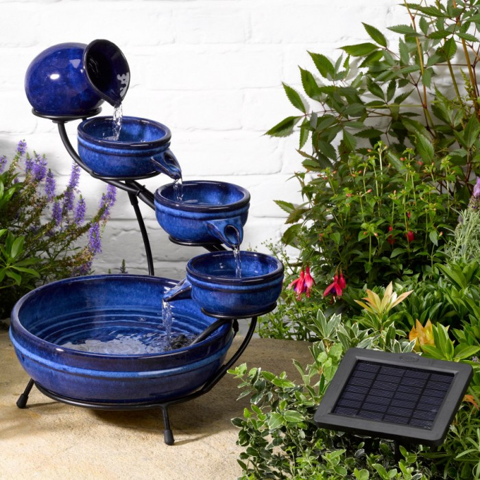 Solar Garden Fountains Site For Everything