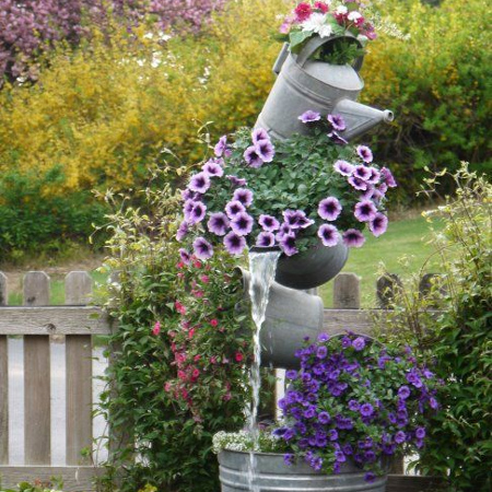 Unusual Diy Recycled Flowerpots Site For Everything