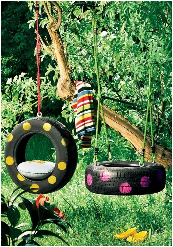 DIY playground, garden5