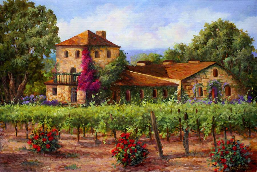Vineyard Roses 3