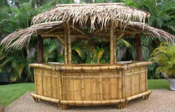 bamboo furniture for the garden2