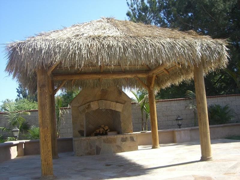 bamboo furniture for the garden5