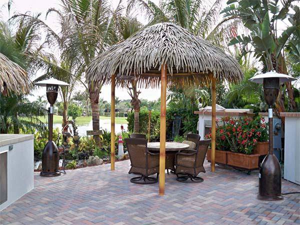 bamboo furniture for the garden7