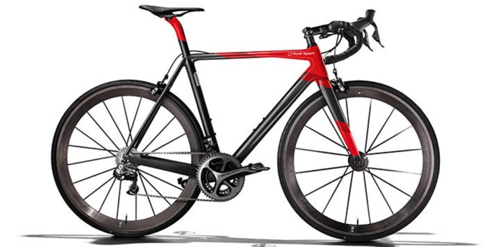 Audi S New Ultralight Bicycle With A Price Of A Car