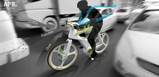Air Purify Bike 1