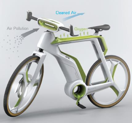 Air Purify Bike 3