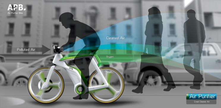 Air Purify Bike 5