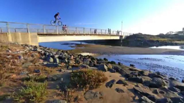 Bike Parkour 1