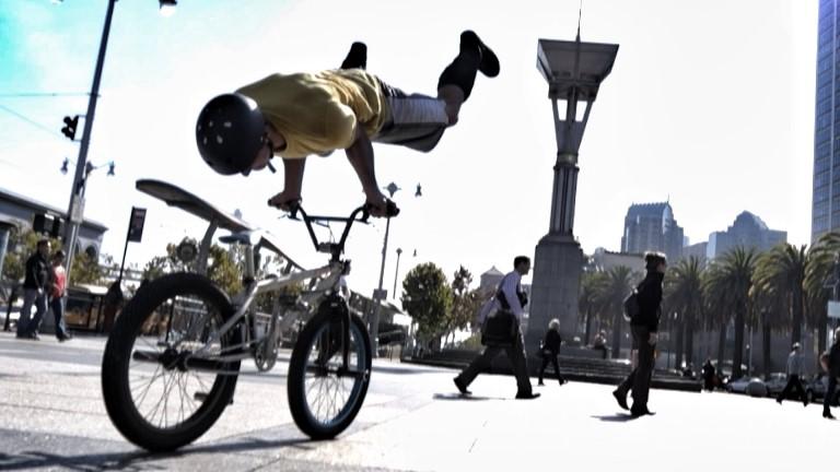 Bike Parkour 4