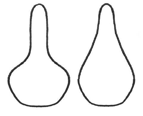 Saddle form