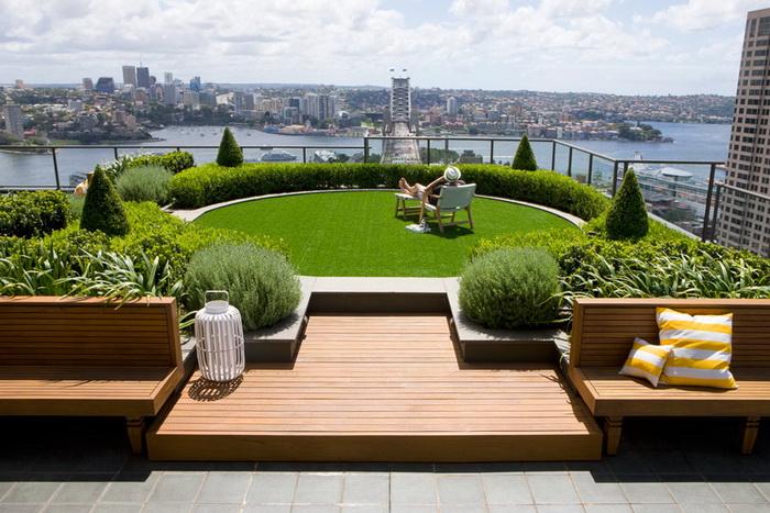 Sydney Roof Garden 1