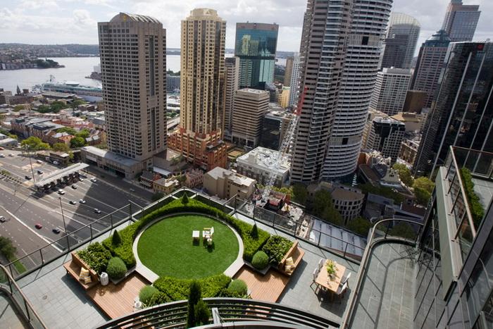 Sydney Roof Garden 3