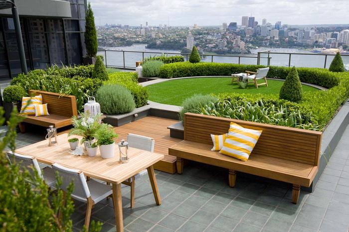 Sydney Roof Garden 4
