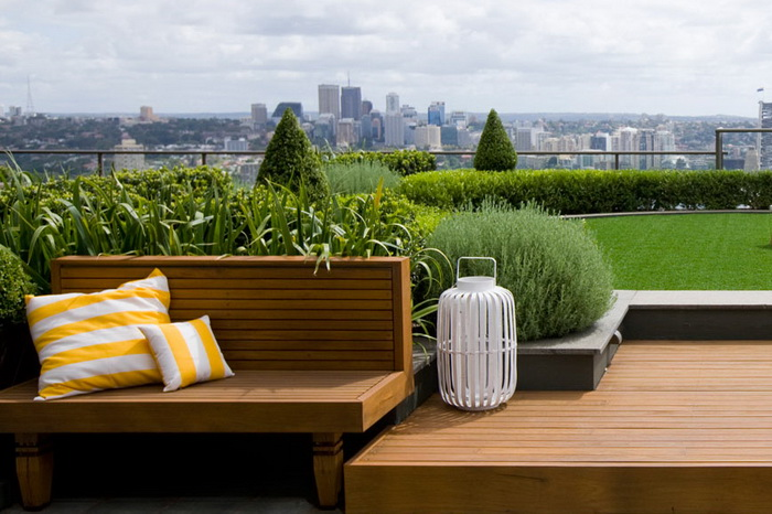 Sydney Roof Garden 7