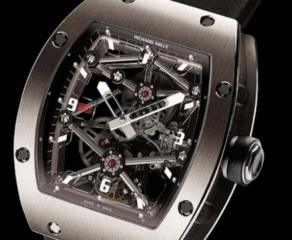 Expensive watch 9