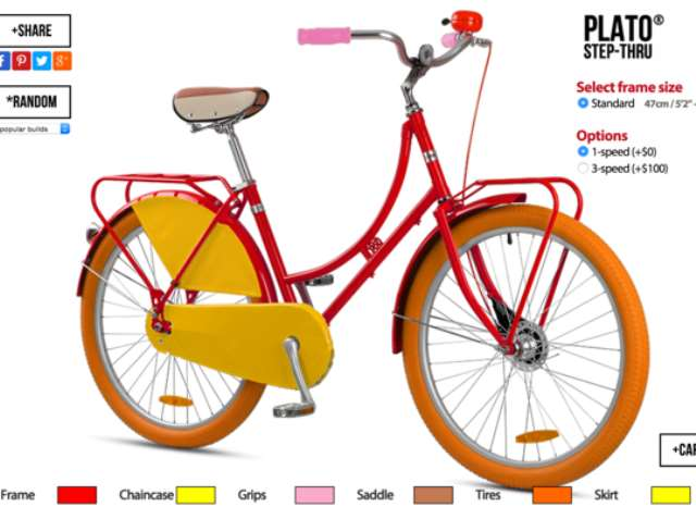 Plato bike