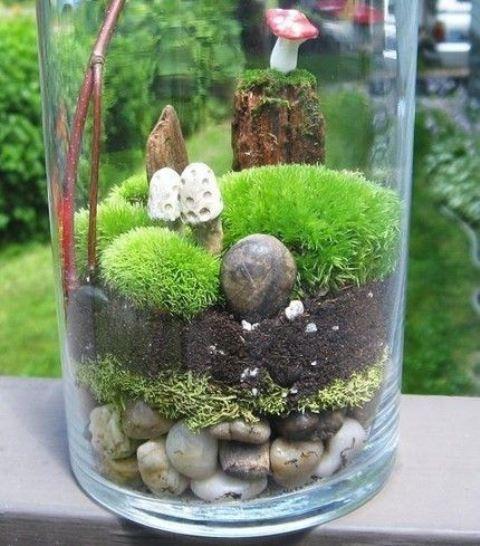 Desktop Gardens: Simple Ideas For Cool DIY Terrariums