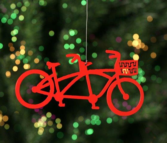Xmas Bike Decor 11