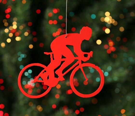 Bicycle Christmas Tree Decorations Ornaments: Christmas Decorations Every Cyclist Should Have