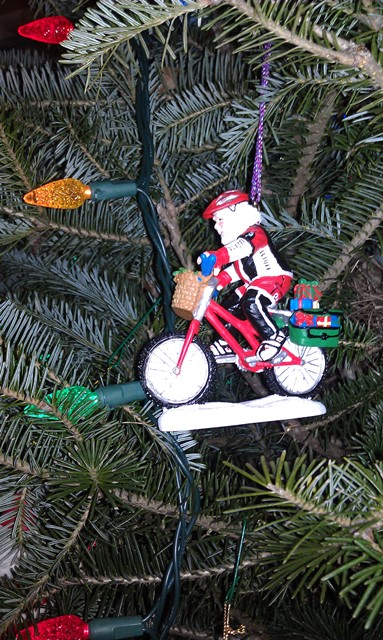 Xmas Bike Decor 13