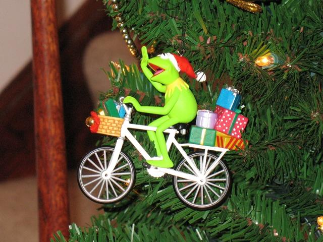 Xmas Bike Decor 14
