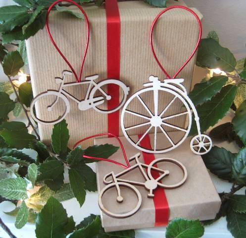 Xmas Bike Decor 15