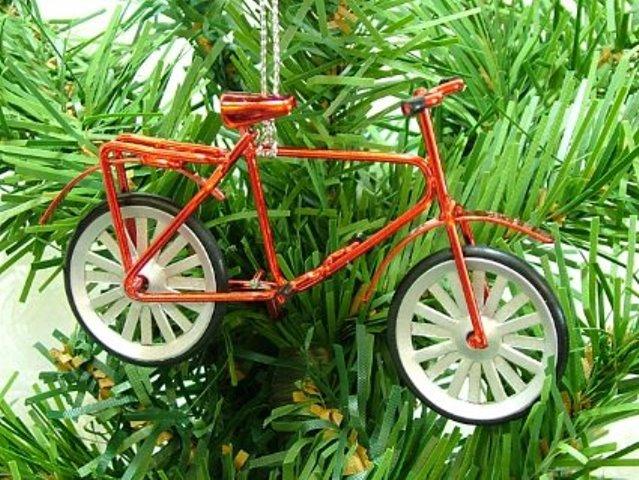 Xmas Bike Decor 3