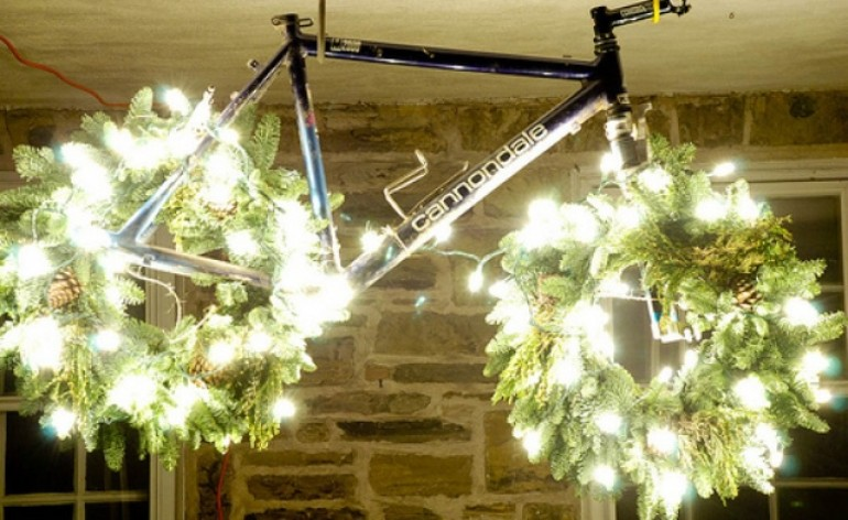 Xmas Bike Decor 5