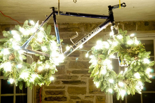 Xmas Bike Decor 5