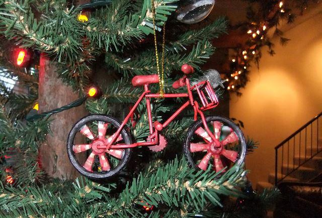 Xmas Bike Decor 7