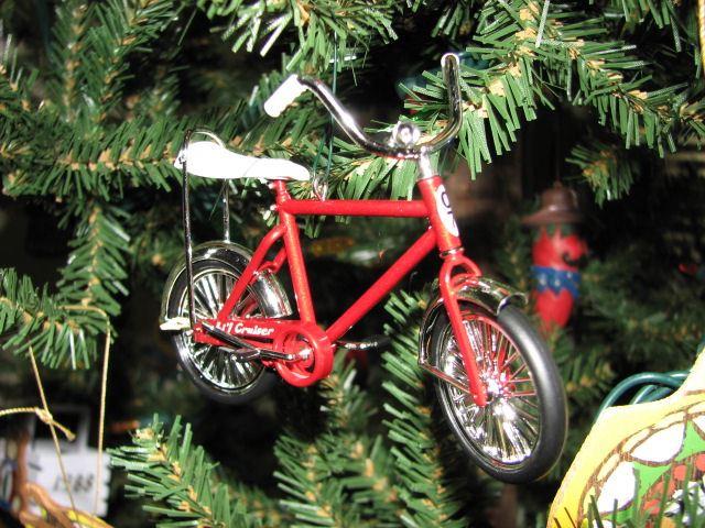 Xmas Bike Decor 8