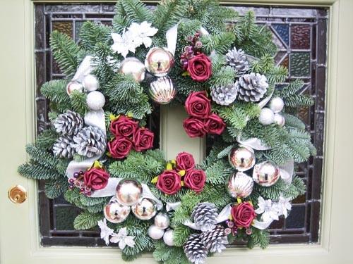 Xmas Wreath09