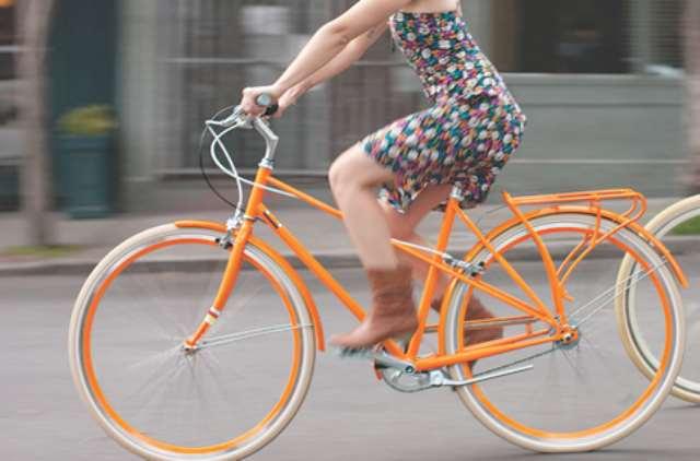 public mixte bike