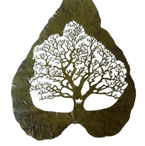 Leaf Artwork 5