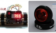 10 Alarm Clocks For Waking You Up Creatively :-)