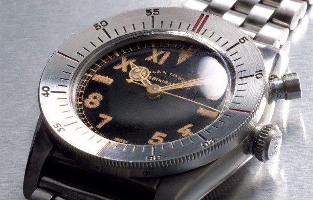 Rolex Zerographe 3346