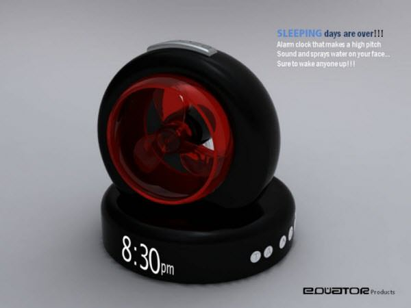 water-spray-alarm-clock