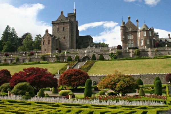 Drummond-Castle
